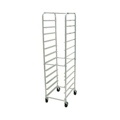 Advance Tabco PR12-5K Front Load Pan Rack Holds 12 Full Size Pans Knock Down