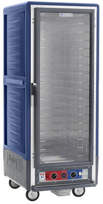 Metro C539-HFC-4-BU Full Height Insulated Holding Cabinet With Fixed Pan Slides