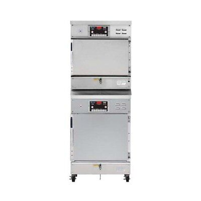 Winston CAC507/CAC509 CVap Cook & Hold 7cf Thermalizer Oven Half Size Stacked