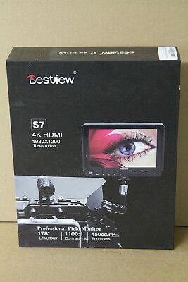 Bestview S7 4K HDMI Camera HDMI LCD
