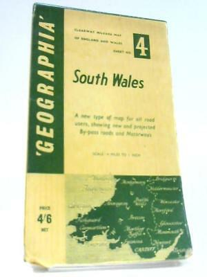"""Geographia"" Cyclists' Map No. 2 South West Geographia Book 87433"