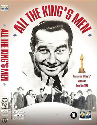 All the King's Men DVD (2001) Broderick Crawford ***NEW***