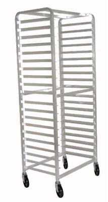 Advance Tabco PR20-3WS-X All Welded Pan Rack Holds 20 Full Size Pans Side Load