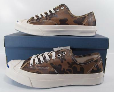 1ac41907c0a6 Converse Jack Purcell JP Signature Series Ox SAND DUNE CAMO Waxed Nylon  151457C