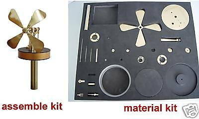 A5-3 Hot Fan Material Kit (Model Maker Kit)