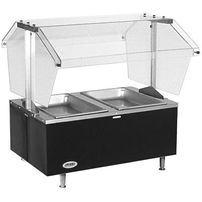 """Eagle Group CDHT2-120 Deluxe Service Mate 33""""W Counter Top Buffet Hot Food Unit"""