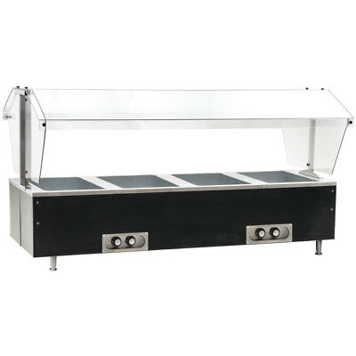 """Eagle Group Deluxe Service Mate 63.5""""W Counter Top Buffet Hot Food Unit"""