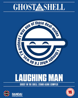 Ghost in the Shell: Stand Alone Complex - The Laughing Man Blu-Ray (2017) Kenji
