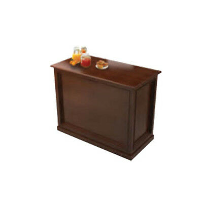 """Lakeside 79991 57-1/2""""Wx25-1/2""""Dx36-3/4""""H 2 Comp. Rivage Beverage Cart"""