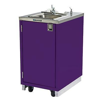 Lakeside 9620A Allergen Awareness Mobile Hand Washing Station
