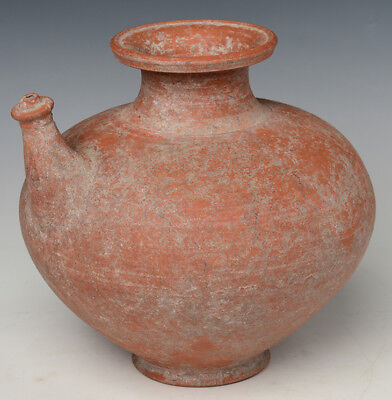 10th Century, Antique Khmer Pottery Water Pot