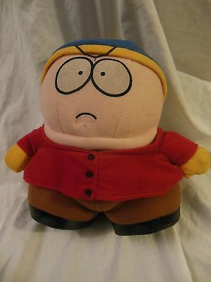 South Park Cardman Talking Plush Works Good New Batteries Included