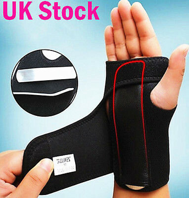 Actesso Carpal Tunnel Syndrome Wrist Support Splint for Carpel Sprained Hand