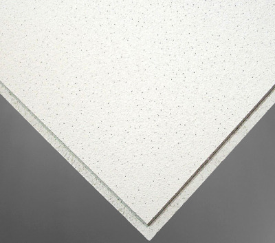 Suspended Ceiling Tegular Edge Like Dune Supreme, 595mm x 595mm Tiles Full Box