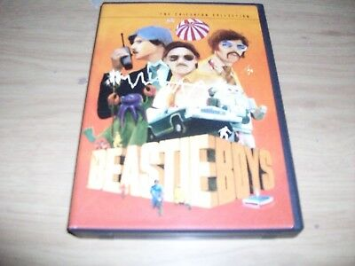 The Criterion Collection Beastie Boys!! Used & In Excellent Condition! Oop!!!