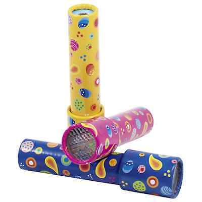 """Traditional 6"""" Small Toy """"galaxy"""" Kaleidoscope  In 3 Colours"""
