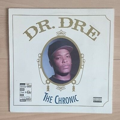Dr. Dre - The Chronic (US Release, Interscope / Death Row Records, 1992)