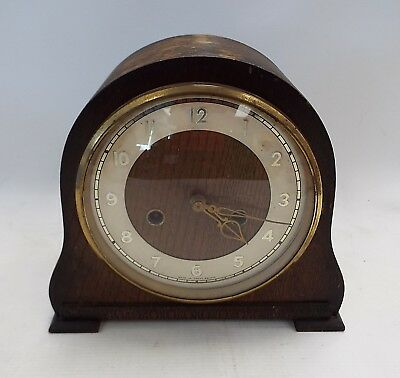Vintage SMITHS ENFIELD Mantel Clock SPARES & REPAIRS - T08