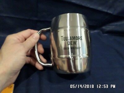 NEW Tullamore Dew Irish whiskey insulated mug