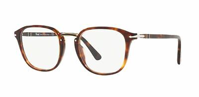 3950dc2837 PERSOL EYEGLASSES PO 3187-V 95 Calligrapher Edition Polished Black ...