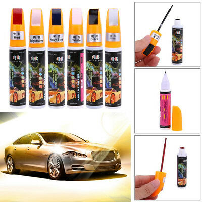 1x Professional Car Paint Repair Pen Clear Car Scratch Remover Touch Up DIY Pens