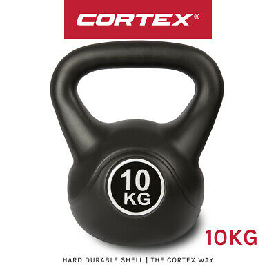 10kg Standard Kettlebell Weight Home Gym Fitness Exercise Weights