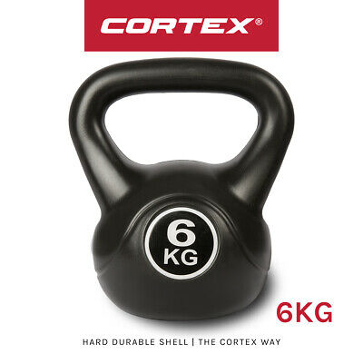 6kg Standard Kettlebell Weight Home Gym Fitness Exercise Weights