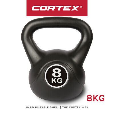8kg Standard Kettlebell Weight Home Gym Fitness Exercise Weights