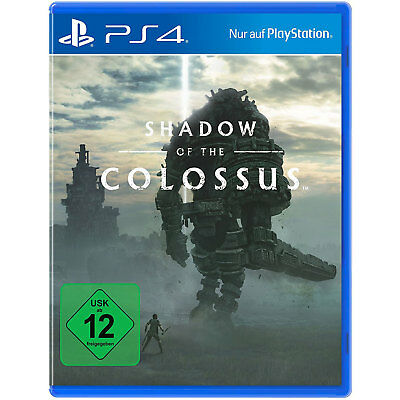 Sony Playstation PS4 Shadow Of The Colossus NEU OVP Deutsch Action USK12