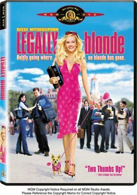 Legally Blonde [DVD] [2001] [Region 1] [US Import] [NTSC] -  CD CMVG The Fast