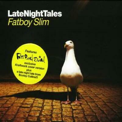 Various Artists : Late Night Tales - Fatboy Slim CD (2007)