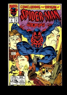 Spider-Man 2099 Us Marvel Comic Vol.1 # 3/'93