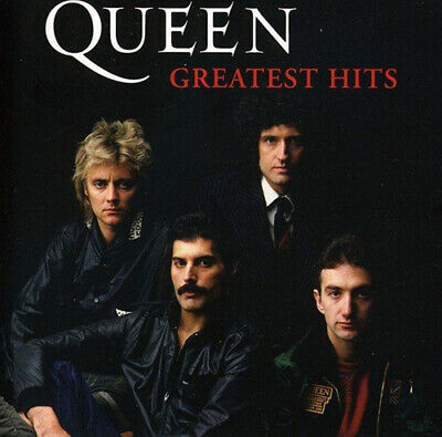 Queen : Greatest Hits CD Remastered Album (2011) Expertly Refurbished Product