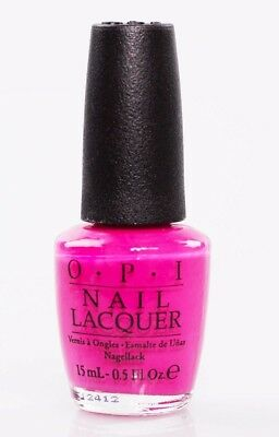 OPI Nail Polish Lacquer Kiss Me On My Tulips NK H59 New Bottle 262