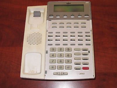 NEC DSX 22B Display Tel Desktop Office Phone Speakerphone (White) DX7NA-22BTXH
