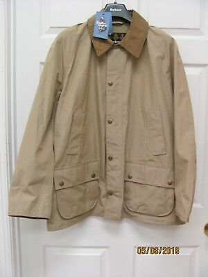 SALE! Barbour Midas Jacket Waterproof Lightweight & Breathable Men's XXL Ashby
