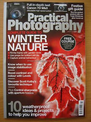 Practical Photography January 2015 Canon 7D Mk II Winter Nature