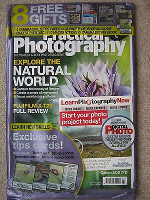 Practical Photography Spring 2017 Explore Natural World Fujifilm X-T20 & Disc