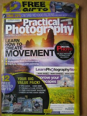 Practical Photography July 2017 Canon EOS 800D & Disc