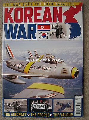 Korean War special Air War Over The 38th Parallel Aircraft People Valour