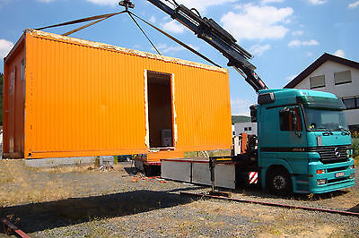 CONTAINER-TRANSPORT, Büro-container,Baucontainer, Wohncontainer,  Container