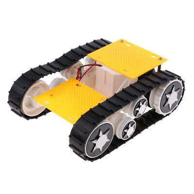 2-in-1 Robot Transforming Tank Car Chassis Track Crawler for Arduino SN1900