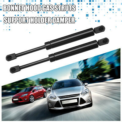 2Pcs Front Bonnet Hood Gas Lift Struts Support Lifter Fits For FORD MONDEO MK3