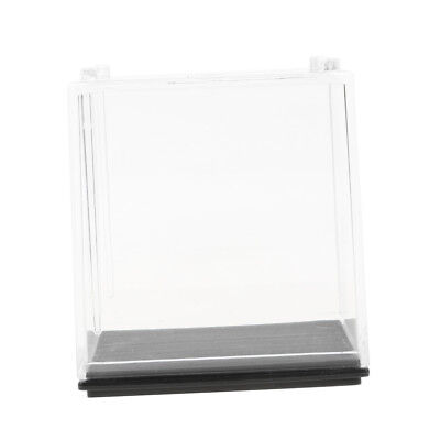 Figures Model Transparent Display Show Case Small Acrylic Box 5x5x5cm