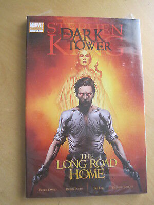 "STEPHEN KING : DARK TOWER, ""The LONG ROAD HOME"" : issue 1. MARVEL.2008"