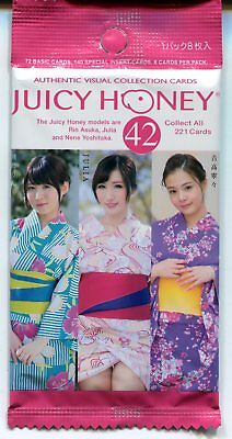 2018 JUICY HONEY COLLECTION VOL.42 - 1 x SEALED PACK