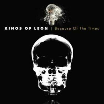 Kings of Leon : Because of the Times CD (2007)