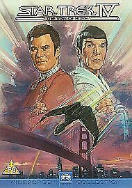 Star Trek 4 - The Voyage Home DVD (2001) William Shatner, Nimoy (DIR) cert PG