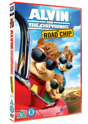 Alvin and the Chipmunks: Road Chip DVD (2016) Jason Lee