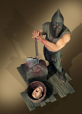 """Executioner 1/6 Scale Resin Model Kit by Jeff Yagher """"Next"""" 06NTH01"""